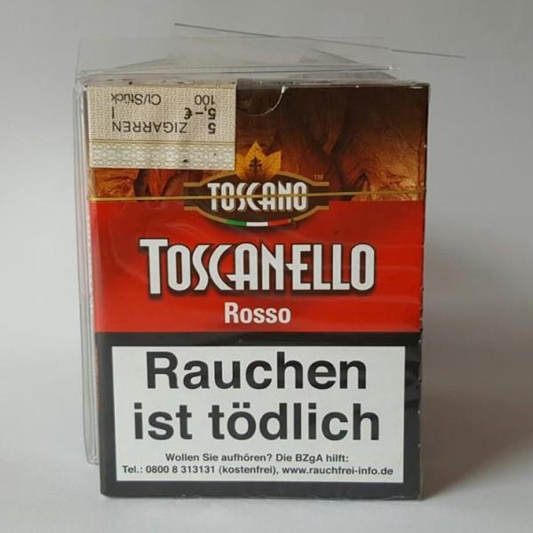 Cigar Mini Thương Hiệu Toscanello ross - 0941 00 8888